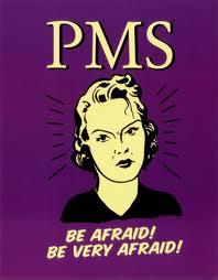 PMS, teachable moment